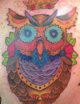 owlshoulder